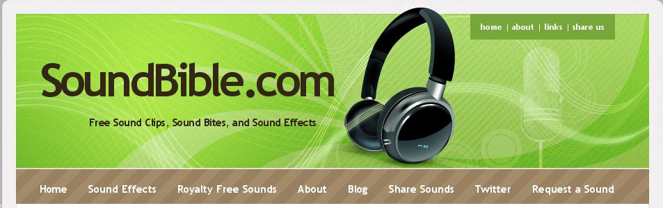 Resultado de imagen para SoundBible app